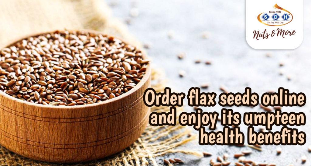 Buy Flax Seeds Online delhi